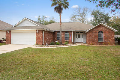 Ocean Springs Single Family Home For Sale: 8504 Clamshell Ave