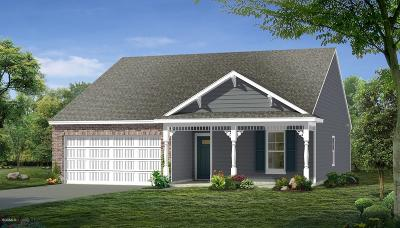 Gulfport Single Family Home For Sale: 18225 Mill Cv