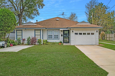 Gulfport Single Family Home For Sale: 2111 20th St