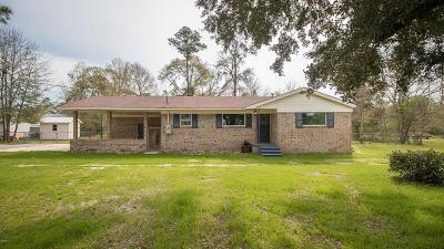 Biloxi Single Family Home For Sale: 11432 Silkwood Ln