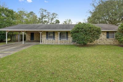 Gulfport Single Family Home For Sale: 206 Pamela Dr