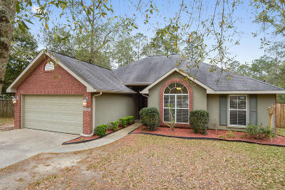 Gulfport Single Family Home For Sale: 13420 Chandler Ct