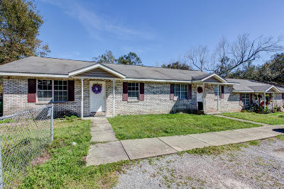 Gulfport Multi Family Home For Sale: 327 31st St