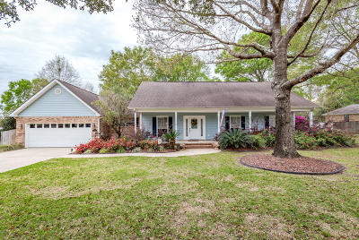 Biloxi Single Family Home For Sale: 16301 Yaupon Berry Dr