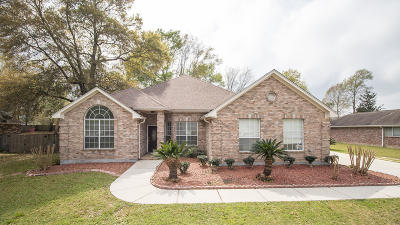 Gulfport Single Family Home For Sale: 14069 N White Swan Dr