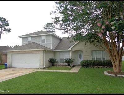 Ocean Springs Single Family Home For Sale: 8 Pine Lake Ct