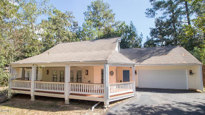 Ocean Springs Single Family Home For Sale: 9200 Old Walnut Rd