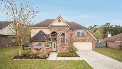 Gulfport Single Family Home For Sale: 13423 Tara Hills Dr