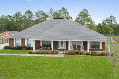 Ocean Springs Single Family Home For Sale: 10311 Lake Forest Dr