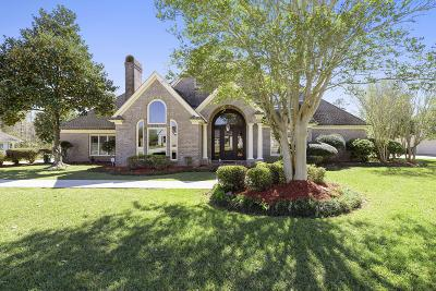 Gulfport Single Family Home For Sale: 19221 Champion Cir