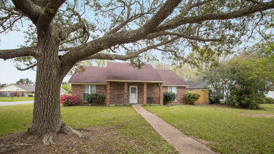 Biloxi Single Family Home For Sale: 1988 Bayside Dr
