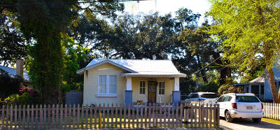 Biloxi Single Family Home For Sale: 163 Gill Ave