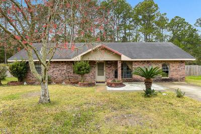 Biloxi MS Single Family Home For Sale: $80,100