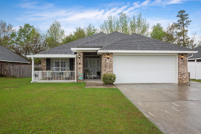 Gulfport Single Family Home For Sale: 12060 Harmony Cir
