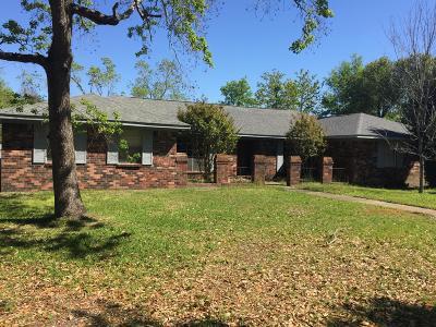 Biloxi Single Family Home For Sale: 2188 George Walton Dr