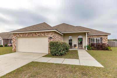 Ocean Springs Single Family Home For Sale: 2504 Teri St