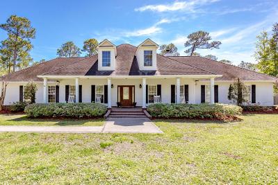 Ocean Springs Single Family Home For Sale: 5809 Olde Oak View