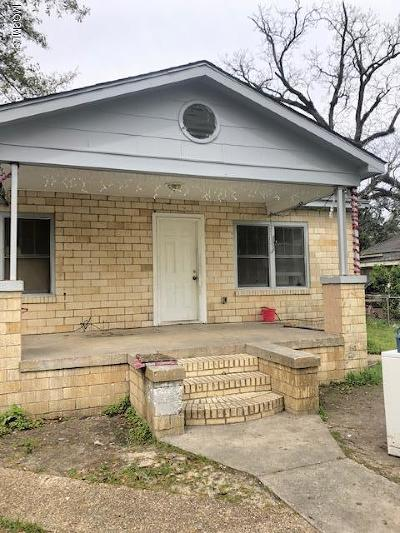 Biloxi Single Family Home For Sale: 435 Dacey St