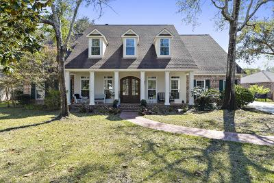 Biloxi Single Family Home For Sale: 2532 Longwood Ct