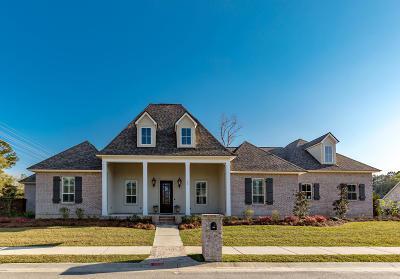 Ocean Springs Single Family Home For Sale: 102 High Ridge Dr