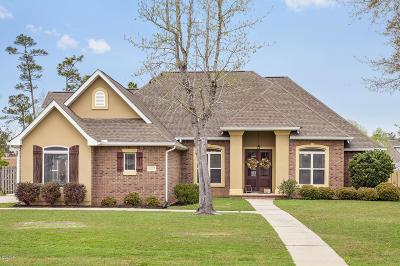 Ocean Springs Single Family Home For Sale: 6212 Savanna Dr