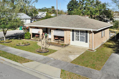 Gulfport Single Family Home For Sale: 922 40th Ave