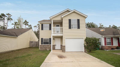 Gulfport Single Family Home For Sale: 11135 Rudolph Dr