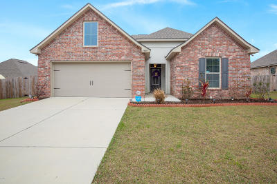 Ocean Springs Single Family Home For Sale: 7469 Saints Circle Dr