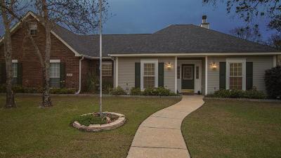 Gulfport Single Family Home For Sale: 13201 E Carriage Cir