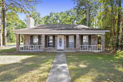 Ocean Springs Single Family Home For Sale: 9009 Live Oak Ave
