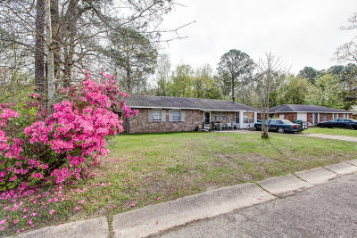 Gulfport Single Family Home For Sale: 714 Shirley Dr