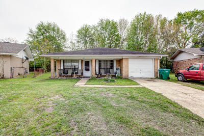 Gulfport Single Family Home For Sale: 1011 Shirley Dr