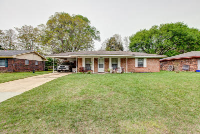 Gulfport Single Family Home For Sale: 143 James Dr