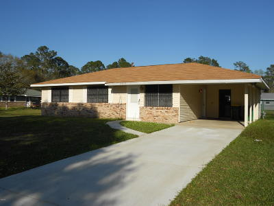 Ocean Springs Single Family Home For Sale: 6653 Columbus Cir