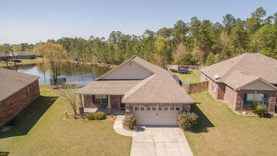 Gulfport Single Family Home For Sale: 13264 Sandy Brook Dr