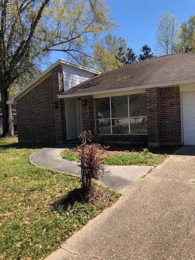 Diamondhead Single Family Home For Sale: 6934 Apuwai Pl