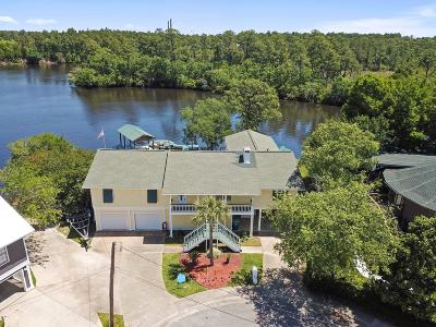 Gulfport Single Family Home For Sale: 53 Bayou Cir
