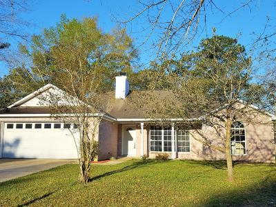 Ocean Springs Single Family Home For Sale: 3305 N 4th St