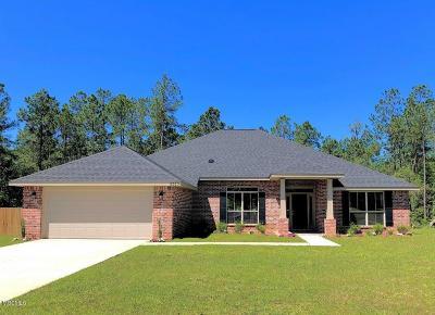 Biloxi Single Family Home For Sale: 6263 Roxanne Way