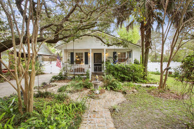 Ocean Springs Single Family Home For Sale: 416 Magnolia Ave