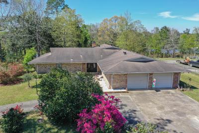 Biloxi Single Family Home For Sale: 11069 Shorecrest Rd