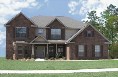 Biloxi Single Family Home For Sale: 13168 Quarry Ln