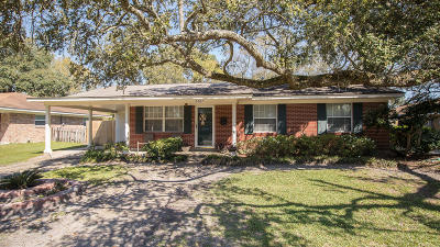 Gulfport Single Family Home For Sale: 2207 Gregory Blvd