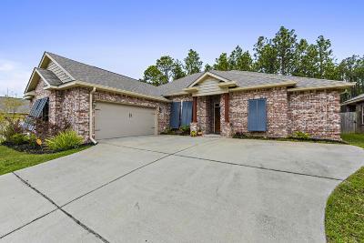 Biloxi Single Family Home For Sale: 12359 Desoto Trails Cir