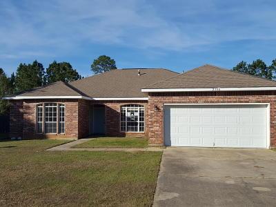 Ocean Springs Single Family Home For Sale: 2508 Shelby Ln