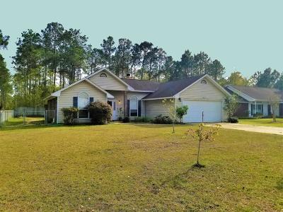 Ocean Springs Single Family Home For Sale: 6801 Pinehurst Dr