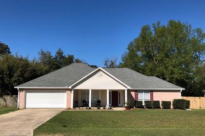Biloxi MS Single Family Home For Sale: $179,900