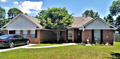 Ocean Springs Single Family Home For Sale: 9016 Live Oak Ave