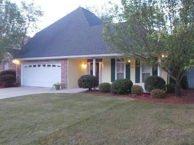 Ocean Springs Single Family Home For Sale: 13800 Plano Rd