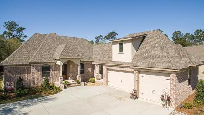 Pass Christian Single Family Home For Sale: 7254 Gardenia Pl